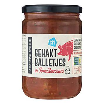AH Meatballs in tomato sauce 500g
