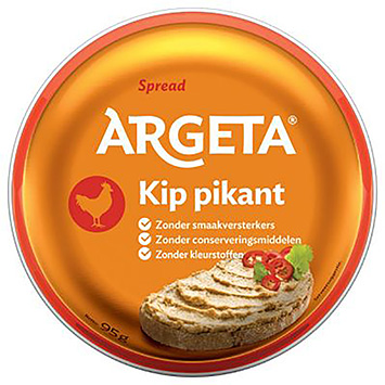 Argeta Chicken spicy spread 95g
