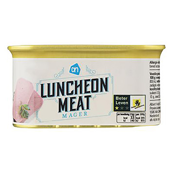 AH Luncheon meat lean 200g