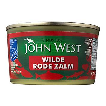 John West Wilde rode zalm 213g