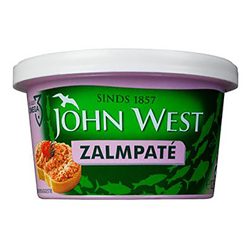 John West Salmon Pate 125g