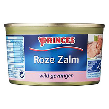 Princes Roze zalm 213g