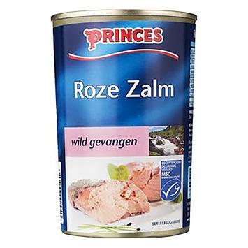 Princes Roze zalm 418g