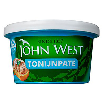 John West Tonijnpaté 125g