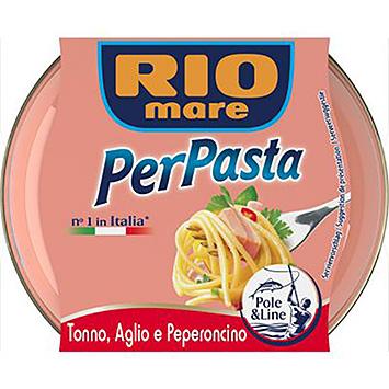 Rio mare PerPasta tonno, aglio e peperoncino 160g