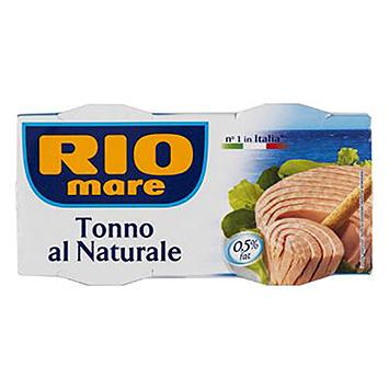Rio Mare Tonno al Naturale 2x80g 160g