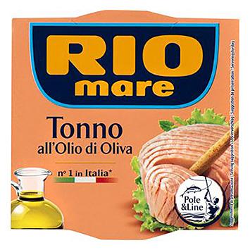 Jument de Rio Tonno all'Olio di Oliva 160g