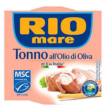 Rio hoppe Tonno all'Olio di Oliva MSC 160g