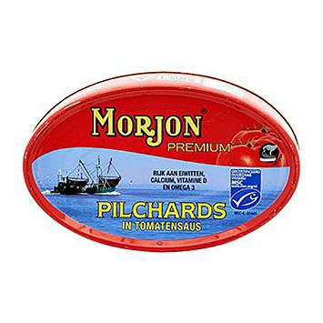 Morjon Premium pilchards i tomatsauce 410g
