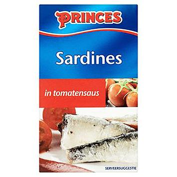 Princes Sardines in tomatensaus 120g