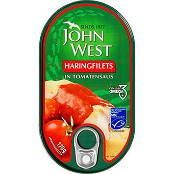 John West Heringsfilets in Tomatensauce 170g