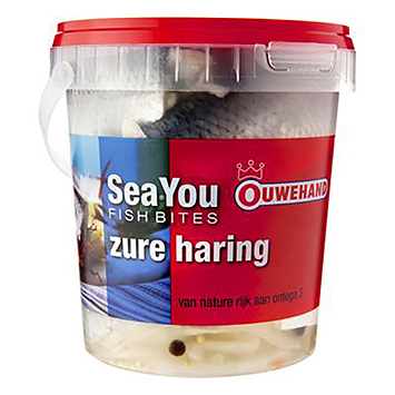 Ouwehand Sea you fish bites zure haring 870g