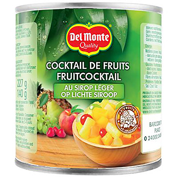 Del monte Fruit cocktail in light syrup 227g