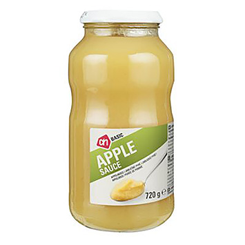 AH BASIC Apple sauce 720ml