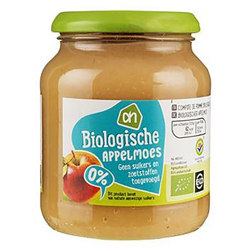 AH Biologische appelmoes 0% 350g