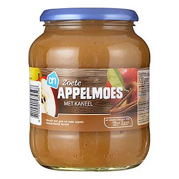 AH Zoete appelmoes met kaneel 720g