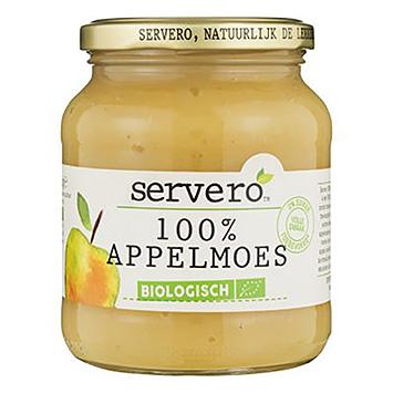 Servero 100% Apfelsauce Bio 350g