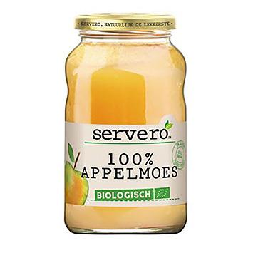 Servero 100% apple sauce organic 560g