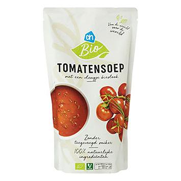 AH Biologische tomatensoep 570ml