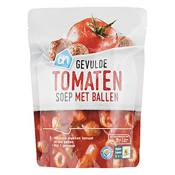 AH Stuffed tomato soup with balls 300ml