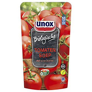 Unox Biologische tomatensoep 570ml
