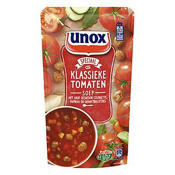 Unox Speciaal Klassieke tomatensoep 570ml