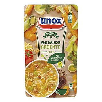 Unox Speciaal Vegetarische groentesoep 570ml