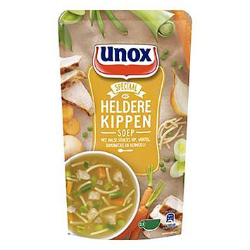 Unox Speciaal Heldere kippensoep 570ml