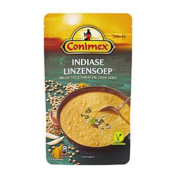 Conimex Indiase linzensoep 570ml