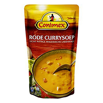 Conimex Rode currysoep 570ml
