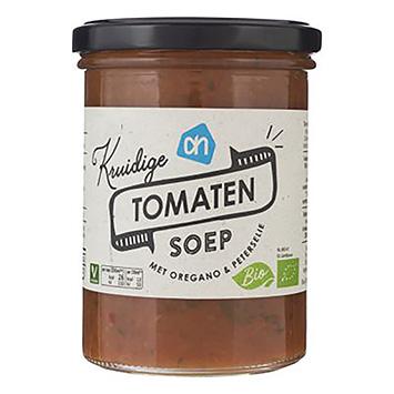 AH Biologische kruidige tomatensoep 400ml