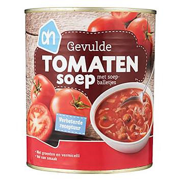 AH Gevulde tomatensoep 800ml