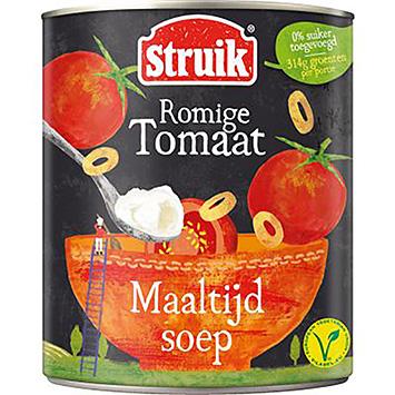 Struik Maaltijdsoep romige tomaat 810g