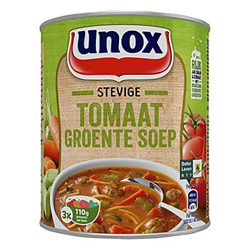 UnoxStarke Tomaten-Gemüsesuppe 800ml