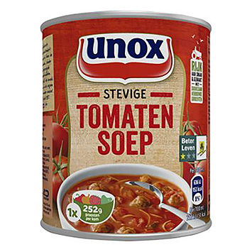 Unox Solid tomato soup 300ml