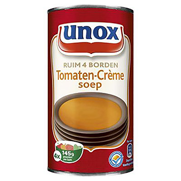 Unox Tomatencremesuppe 515ml