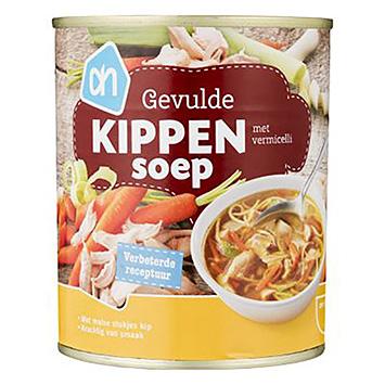AH Soupe au poulet farcie 300ml