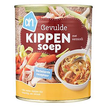 AH fyldt kyllingsuppe 800 ml