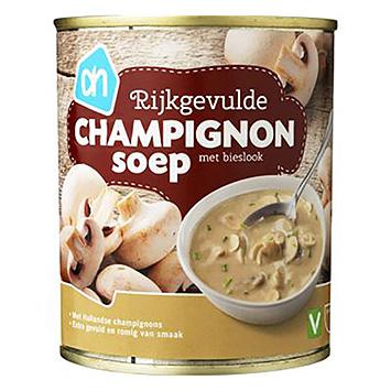 AH rig fyldt champignonsuppe 300 ml
