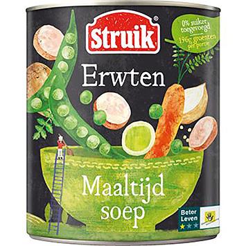 Potage à la soupe aux pois 810g