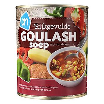 AH Gevulde goulashsoep 800ml