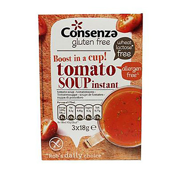 Consenza Tomato soup instant 54g