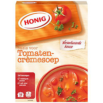 Honig-basis for tomatcreme suppe 112g