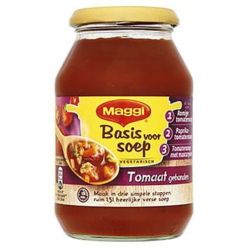 Maggi Basis voor soep tomaat gebonden 485ml