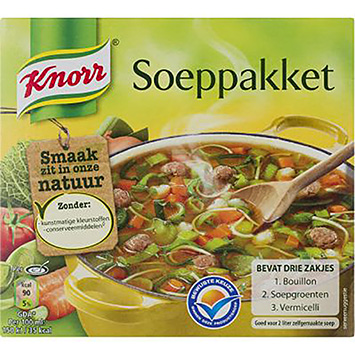 Knorr Suppenpackung 95g