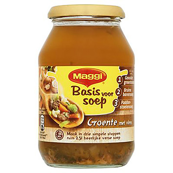 Maggi Basis for soup vegetable with meat 485ml