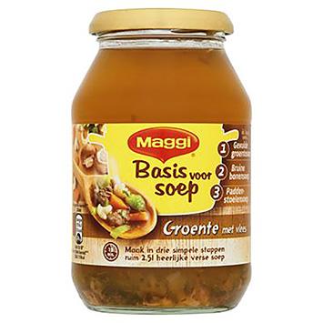 Maggi Basis voor soep groente met vlees 485ml
