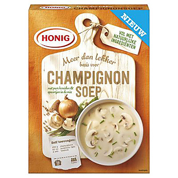 Honig More than tasty basis for mushroom soup 55g