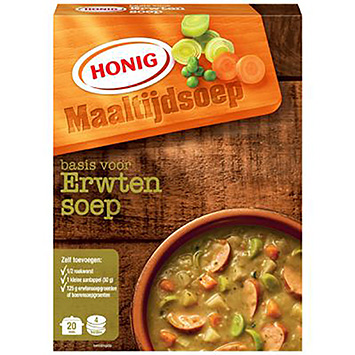 Honig Meal suppes basis for ærtesuppe 137g