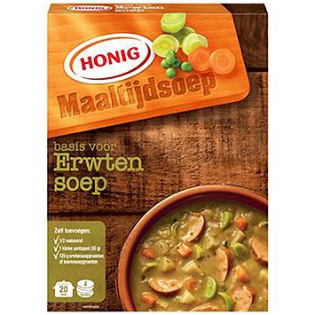 Honig Meal soup basis for pea soup 137g